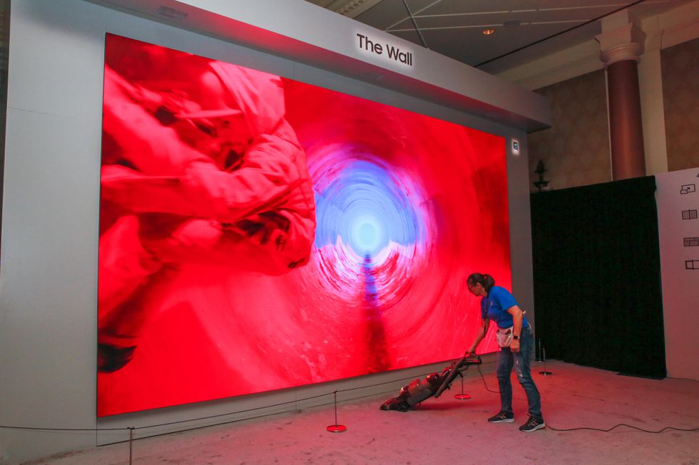 Công nghệ màn hình MicroLED hứa hẹn thay thế OLED hoạt động như thế nào?