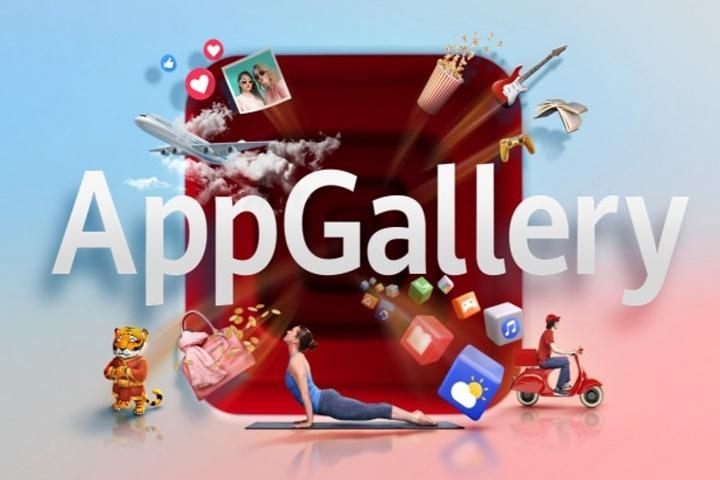 Huawei AppGallery hiện có hơn 530 triệu người dùng hoạt động hàng tháng