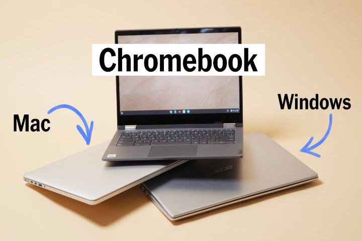 Năm 2021 rồi, giờ có nên mua Chromebook và chúng có những khác biệt gì laptop?