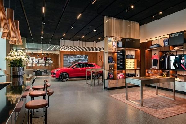 Porsche Studio chính thức khai trương tại Hà Nội