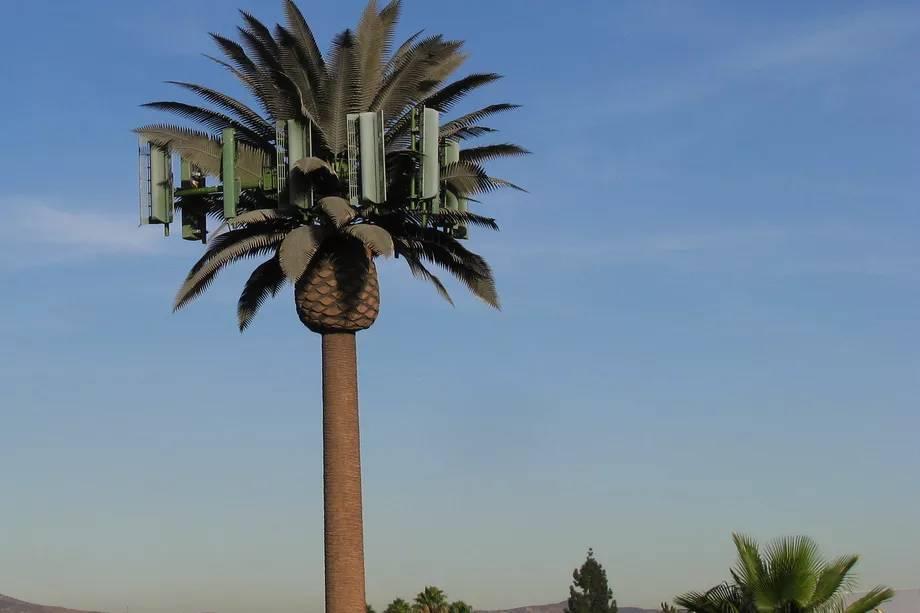 Nhìn Mỹ dựng trạm thu phát 4G 'hòa mình vào thiên nhiên' chỉ biết ước