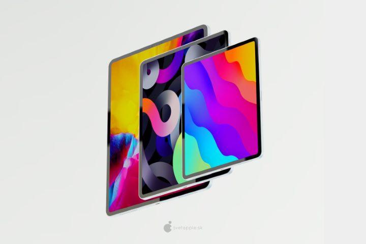 Apple sẽ sớm trình làng iPad Mini Pro màn hình 8,9 inch, trang bị Face ID