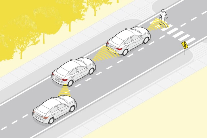 Ba tính năng an toàn đáng tiền trên xe hơi hiện nay