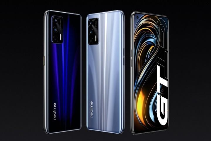 Realme GT ra mắt: chip Snapdragon 888,màn hình AMOLED 120Hz, giá chỉ 430 USD