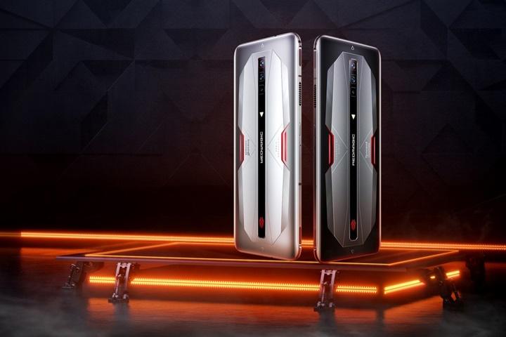 Nubia Red Magic 6 ra mắt với Snapdragon 888, màn hình 165Hz