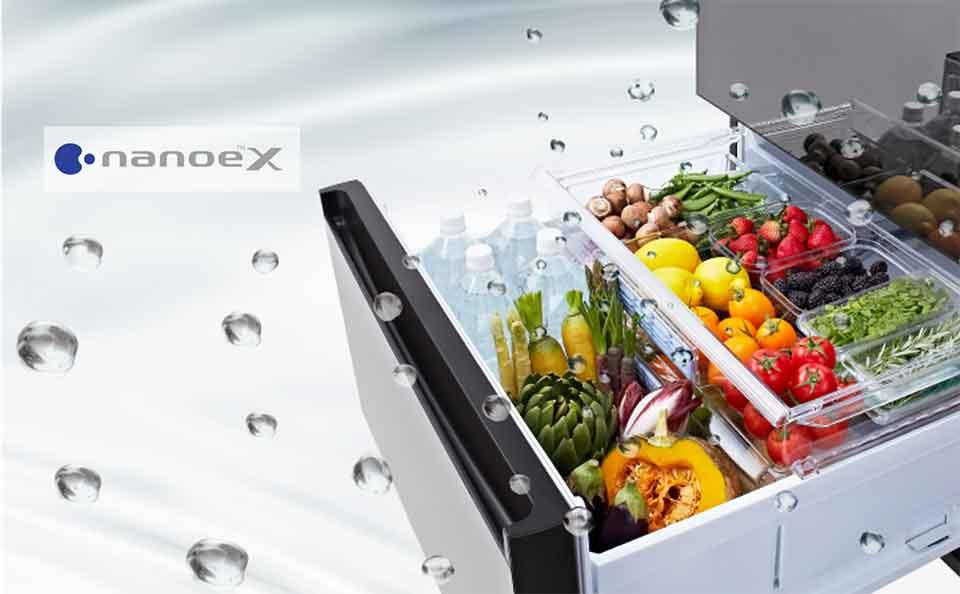 """Tủ lạnh biết """"detox"""" thực phẩm"""
