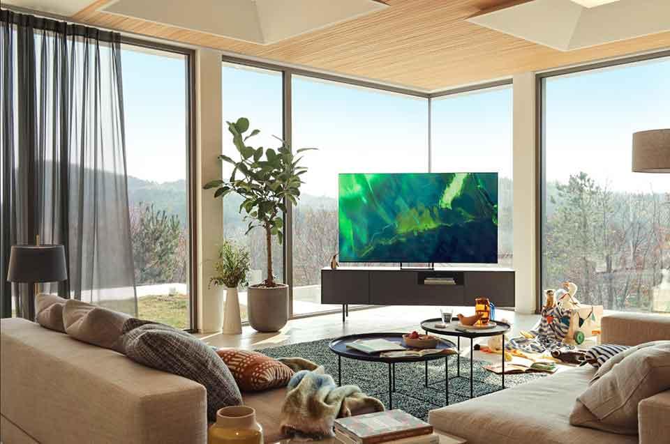 Samsung bắt đầu bán TV Neo QLED 2021 dùng đèn nền Mini-LED tại Việt Nam