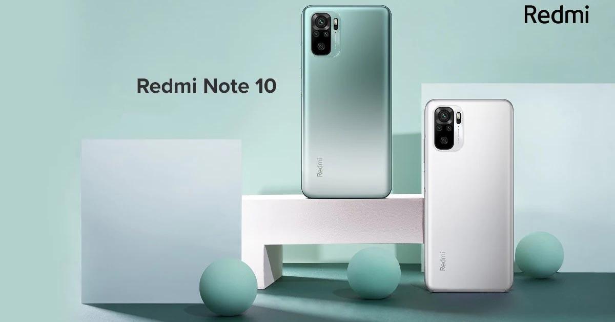 Dòng Redmi Note 10 chính thức xuất hiện toàn cầu, gồm Note 10 Pro, Note 10, Note 10S và Note 10 5G