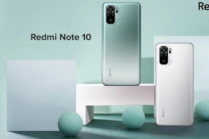 Redmi Note 10 series chính thức xuất hiện toàn cầu, gồm Note 10 Pro, Note 10, Note 10S và Note 10 5G
