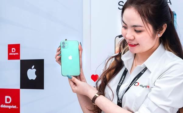 iPhone 11 là model bán chạy nhất trong tháng 2