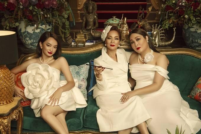 'Gái già lắm chiêu V': Xứng đáng nâng tầm phim về giới siêu giàu Việt Nam