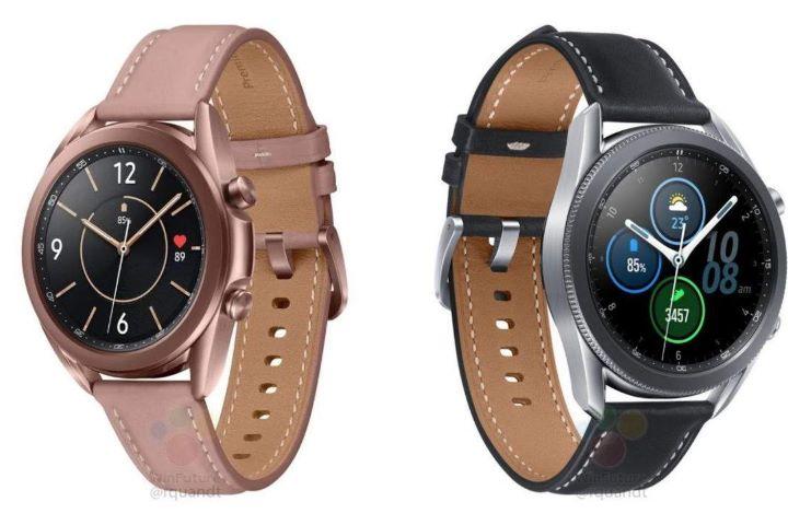 Samsung có thể sắp tung ra Galaxy Watch 4 và Watch Active 4
