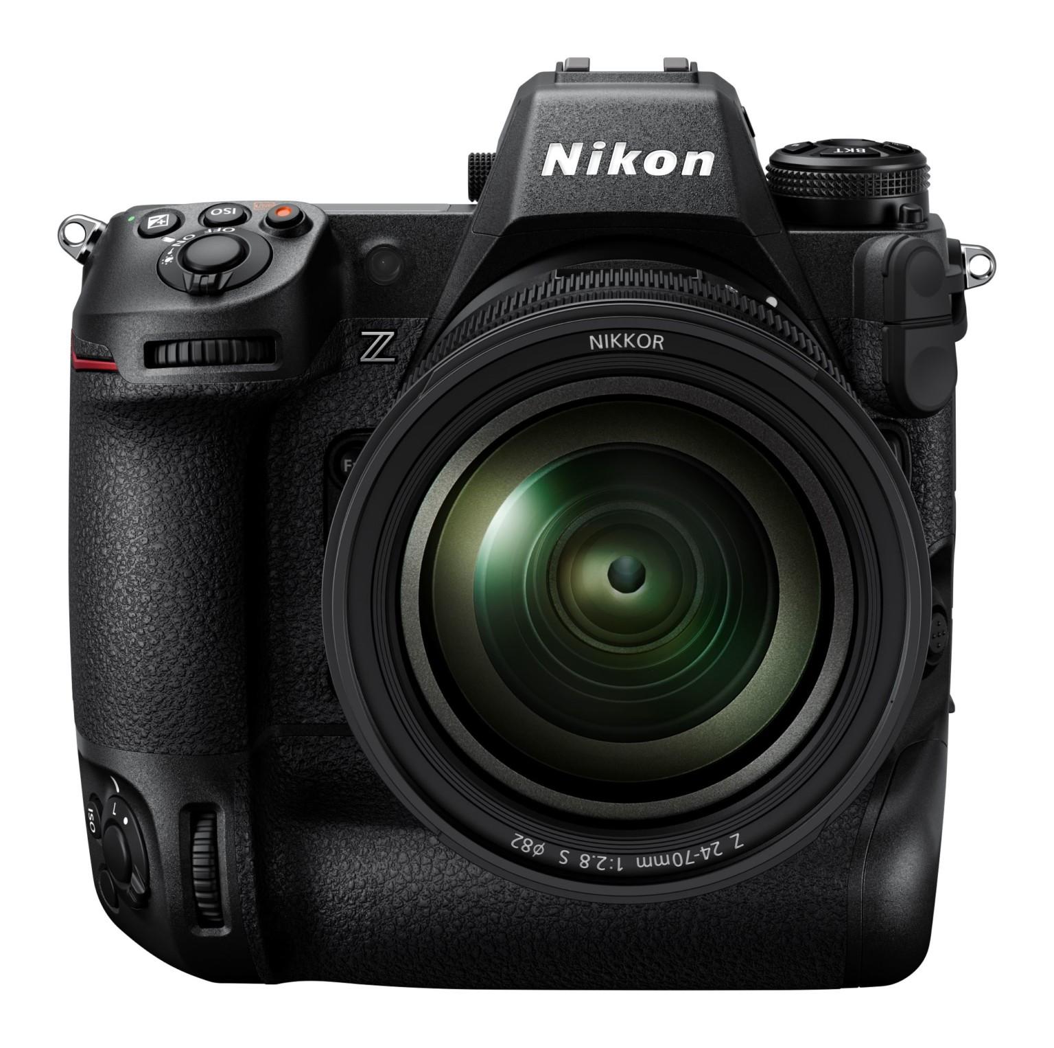 Nikon xác nhận đang phát triển máy ảnh Full Frame flagship Z9
