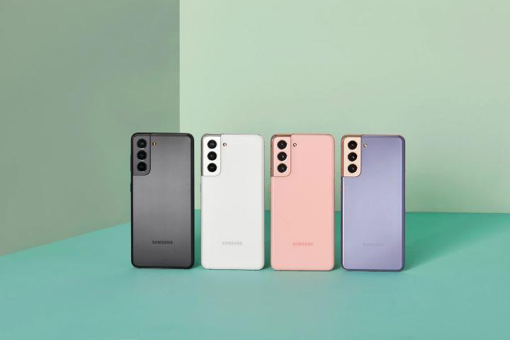 Galaxy S21 đánh dấu mức doanh số kỷ lục đối với dòng flagship của Samsung trong 4 năm qua