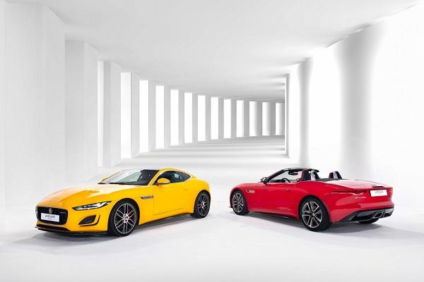 Jaguar F-Type 2021 ra mắt: Thay đổi thiết kế, giá từ 5,65 tỷ đồng