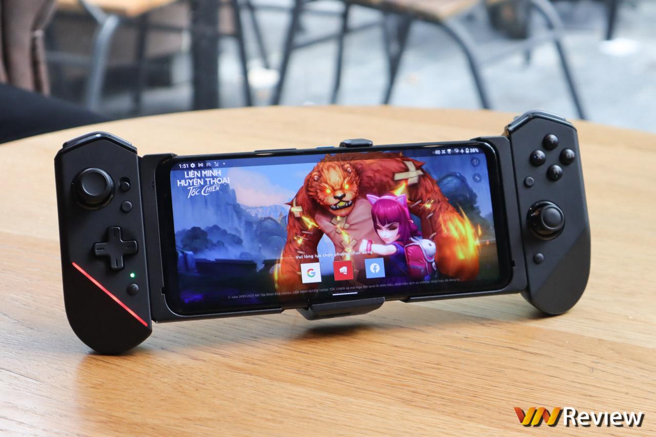 """Trên tay Asus ROG Phone 5: khẳng định vị trí """"trùm cuối"""" gaming phone"""