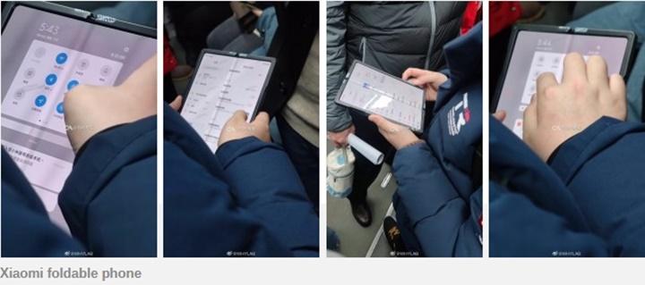 Xiaomi Mi Mix 4 Pro Max sẽ sớm ra mắt với thiết kế gập vào bên trong