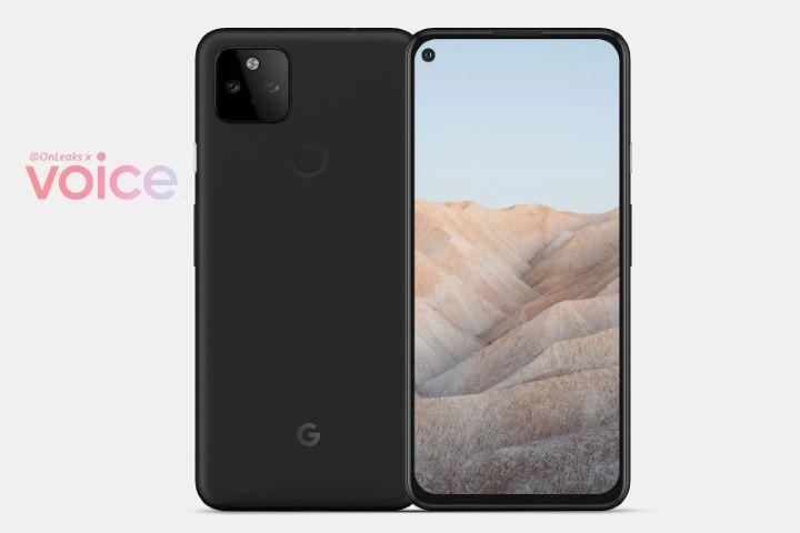 Google Camera tiết lộ Pixel 6 5G sẽ có camera selfie đục lỗ, nằm giữa, quay video 4K