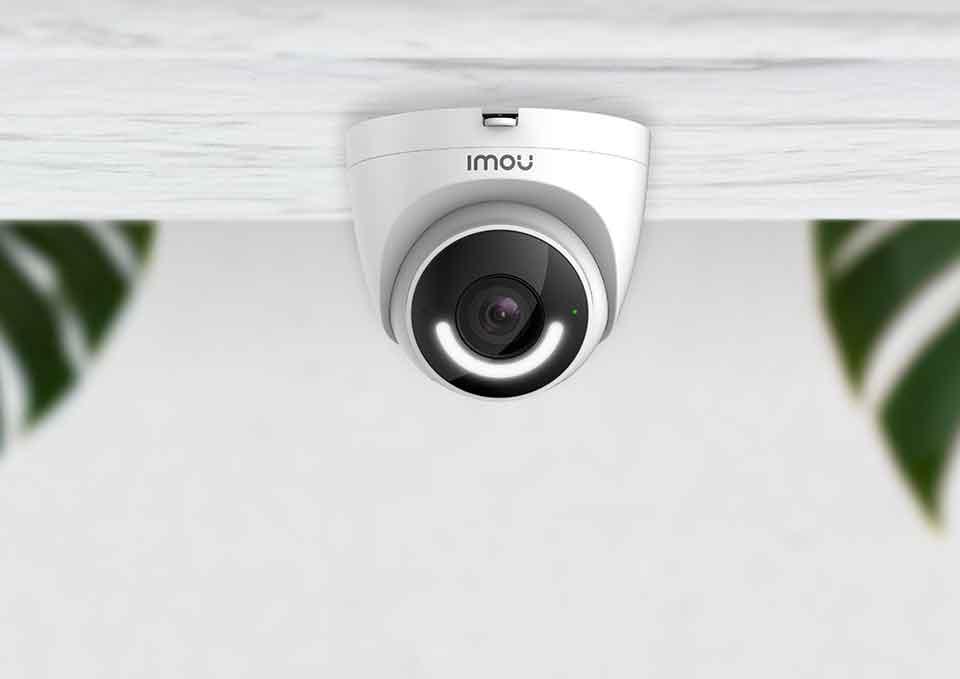 Camera Imou Turret được phân phối rộng rãi tại thị trường Việt Nam