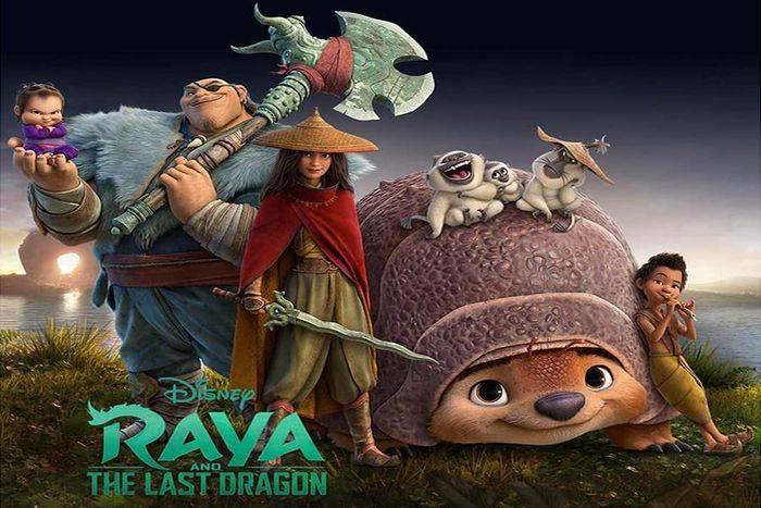 'Raya và rồng thần cuối cùng': Hình ảnh bao phê, đáng giá đến từng đồng tiền vé