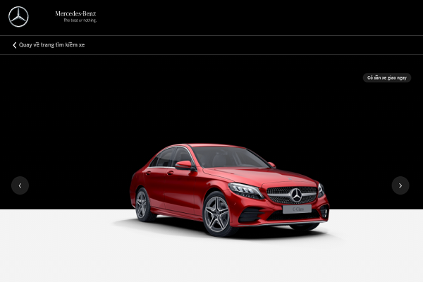 Mercedes-Benz Việt Nam ra mắt nền tảng thương mại điện tử