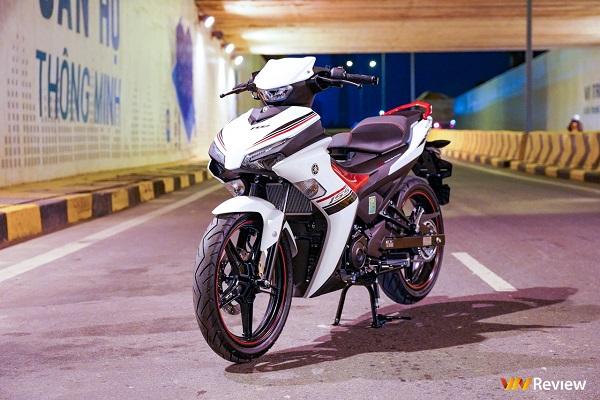 Quái xế chạy Yamaha Exciter 'vít ga' gần 150km/h trên đường Võ Nguyên Giáp