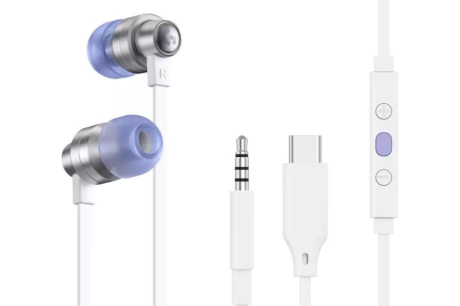 Logitech trình làng G333: Tai nghe in-ear chuyên chơi game mới, tặng kèm adapter USB-C – 3.5mm