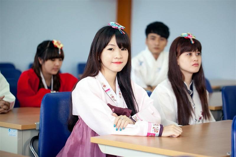 Tiếng Hàn trở thành môn thi tốt nghiệp THPT năm 2021