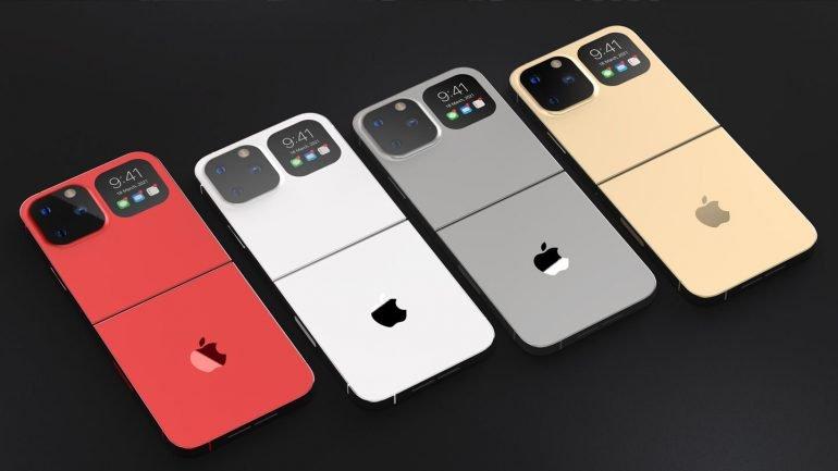 Ngắm nhìn thiết kế concept iPhone gập dạng vò sỏ, được dựng dựa trên những thông tin rò rỉ