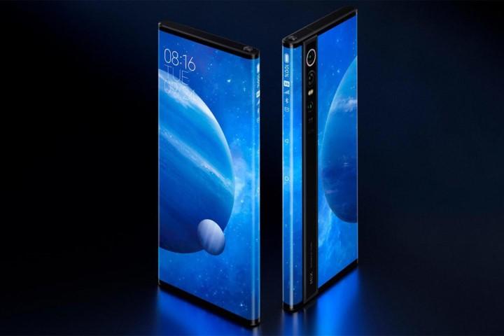 Xuất hiện hình ảnh smartphone gập thuộc dòng Xiaomi Mi Mix