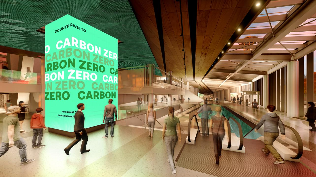 Amazon công bố dự án năng lượng tái tạo đầu tiên ở Singapore