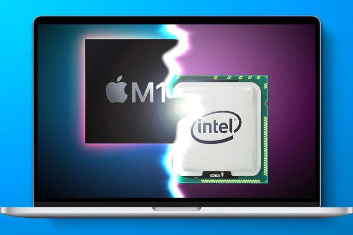 Forbes thử nghiệm so sánh MacBook Pro M1 13 inch cùng với Dell XPS 13