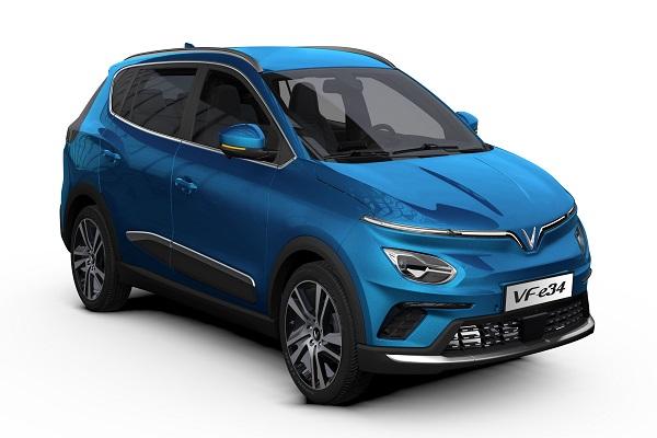 VinFast ra mắt mẫu ô tô điện đầu tiên tại Việt Nam, giá 690 triệu đồng
