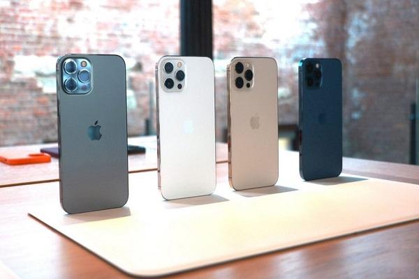 """""""Siêu chu kỳ"""" iPhone 12 giúp doanh số bán của Apple chạm đỉnh"""