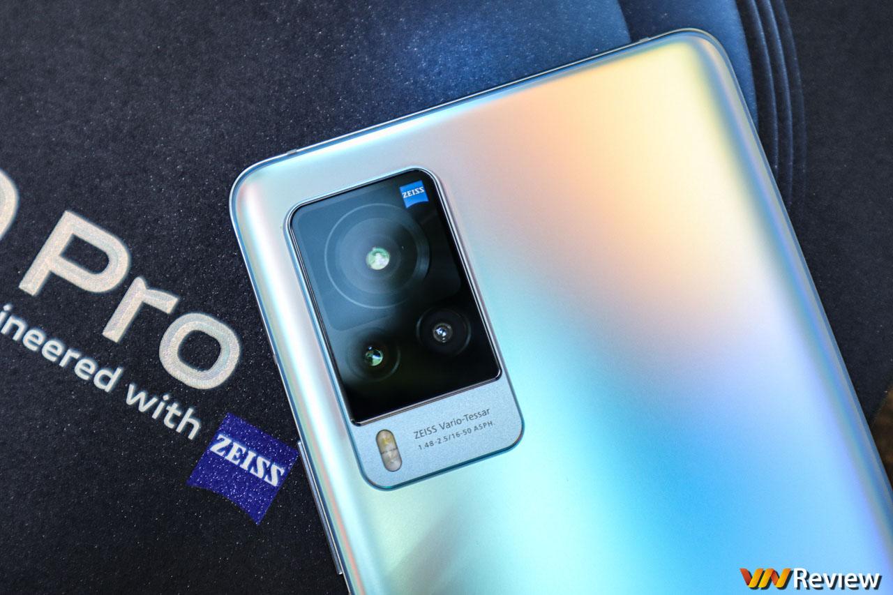 Trên tay vivo X60 Pro: dồn lực cho camera