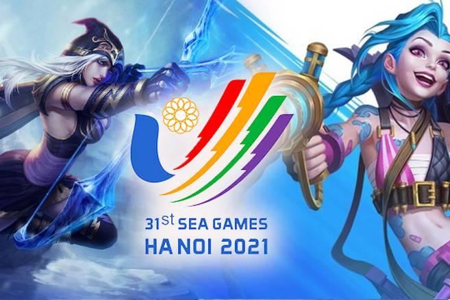 Liên quân, Liên minh huyền thoại, PUBG Mobile là môn thi đấu ở Sea Games 31 tại Việt Nam