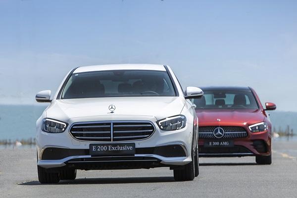 Mercedes-Benz E-Class 2021 ra mắt tại thị trường Việt Nam, giá từ 2,31 tỷ đồng