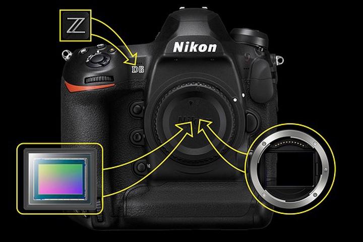 Cảm biến xếp chồng tốc độ cao sẽ là vũ khí mới của camera Nikon