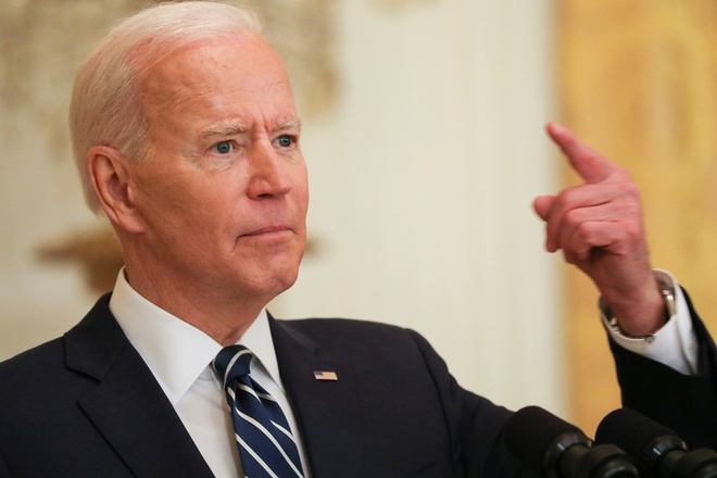 Ông Biden: Trung Quốc không thể 'quyền lực nhất' dưới thời tôi