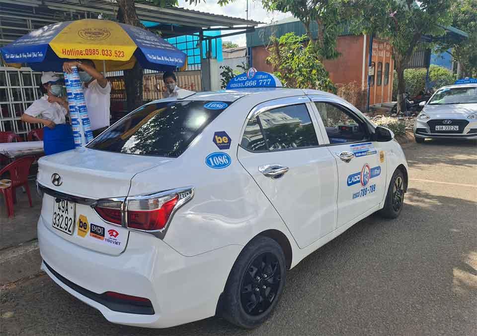 Ứng dụng gọi xe Be mở rộng dịch vụ beTaxi đến 26 tỉnh thành