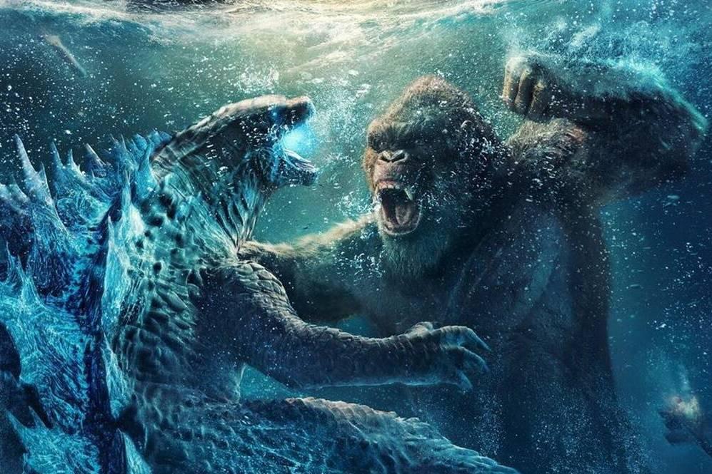 'Godzilla Đại Chiến Kong': kỹ xảo cực kỳ mãn nhãn