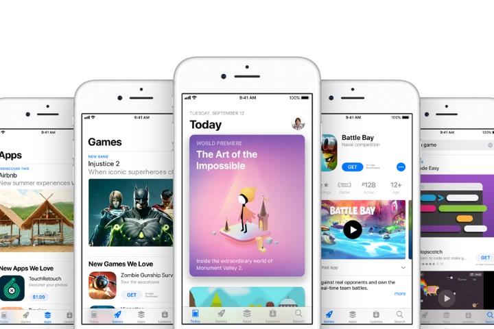 Apple khẳng định mình không độc quyền vì App Store phải cạnh tranh với Google Play, Galaxy Store,...