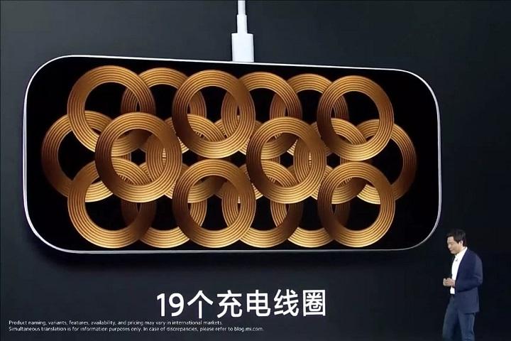 """Xiaomi hiện thực hóa """"giấc mơ dang dở"""" của Apple với đế sạc không dây 80W"""