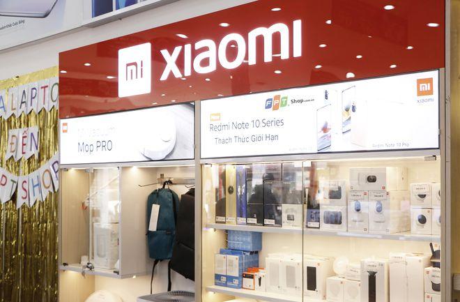 FPT Shop bắt đầu kinh doanh các sản phẩm thông minh chính hãng Xiaomi