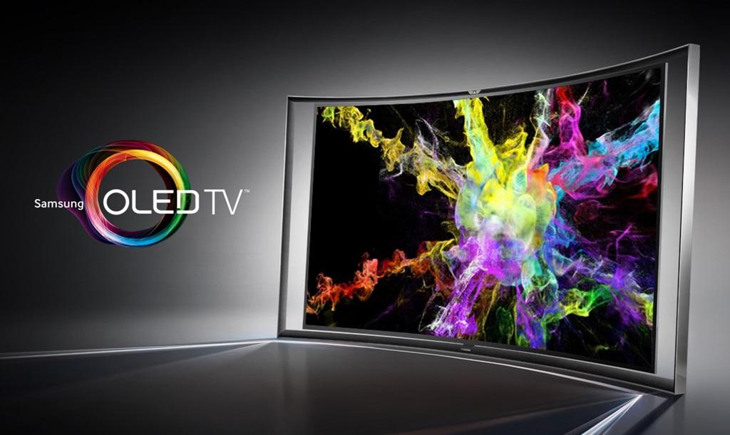 Samsung Display chào hàng tấm nền TV OLED cho Sony