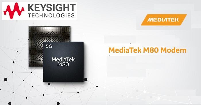 MediaTek triển khai giải pháp hợp chuẩn modem 5G đầu tiên của Keysight