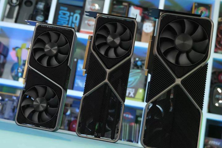 NVIDIA GeForce RTX 3070 là mẫu card đồ họa được game thủ ưa chuộng, thị phần CPU AMD chiếm gần 30%