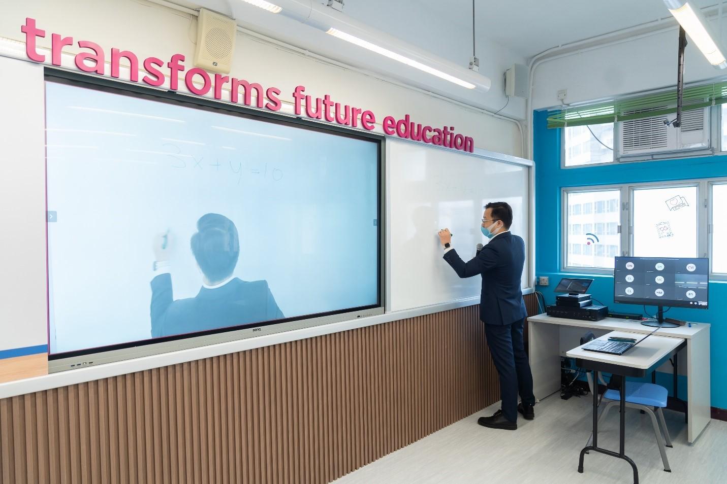 Lenovo ra mắt giải pháp lớp học thông minh cho trải nghiệm học tập mới