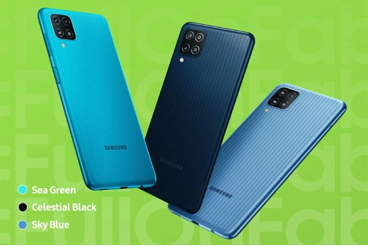 Samsung trình làng Galaxy F12 và Galaxy M12, ưu tiên tần số quét cao hơn độ phân giải