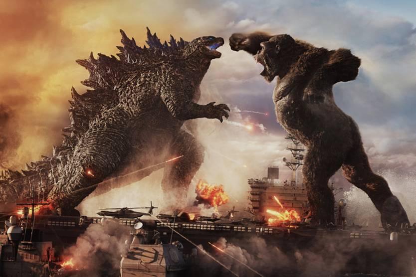 'Godzilla vs. Kong' là niềm tin và hy vọng của Hollywood giữa đại dịch COVID-19